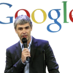 Larry Page Current Entrepreneurial Leader