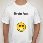 Happy or Angry T-Shirt