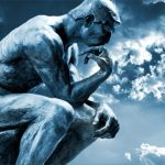 The Thinker – By Auguste Rodine
